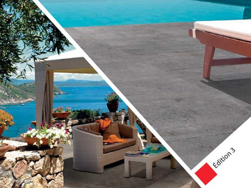 Sacaro catalogue carrelage terrasse